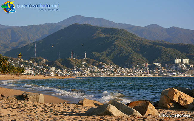 Puerto Vallarta beaches and city