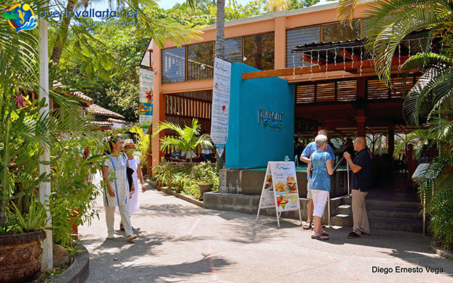 River Café on the Cuale Island Puerto Vallarta