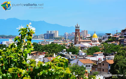 Romantic zone and Dowtown Vallarta