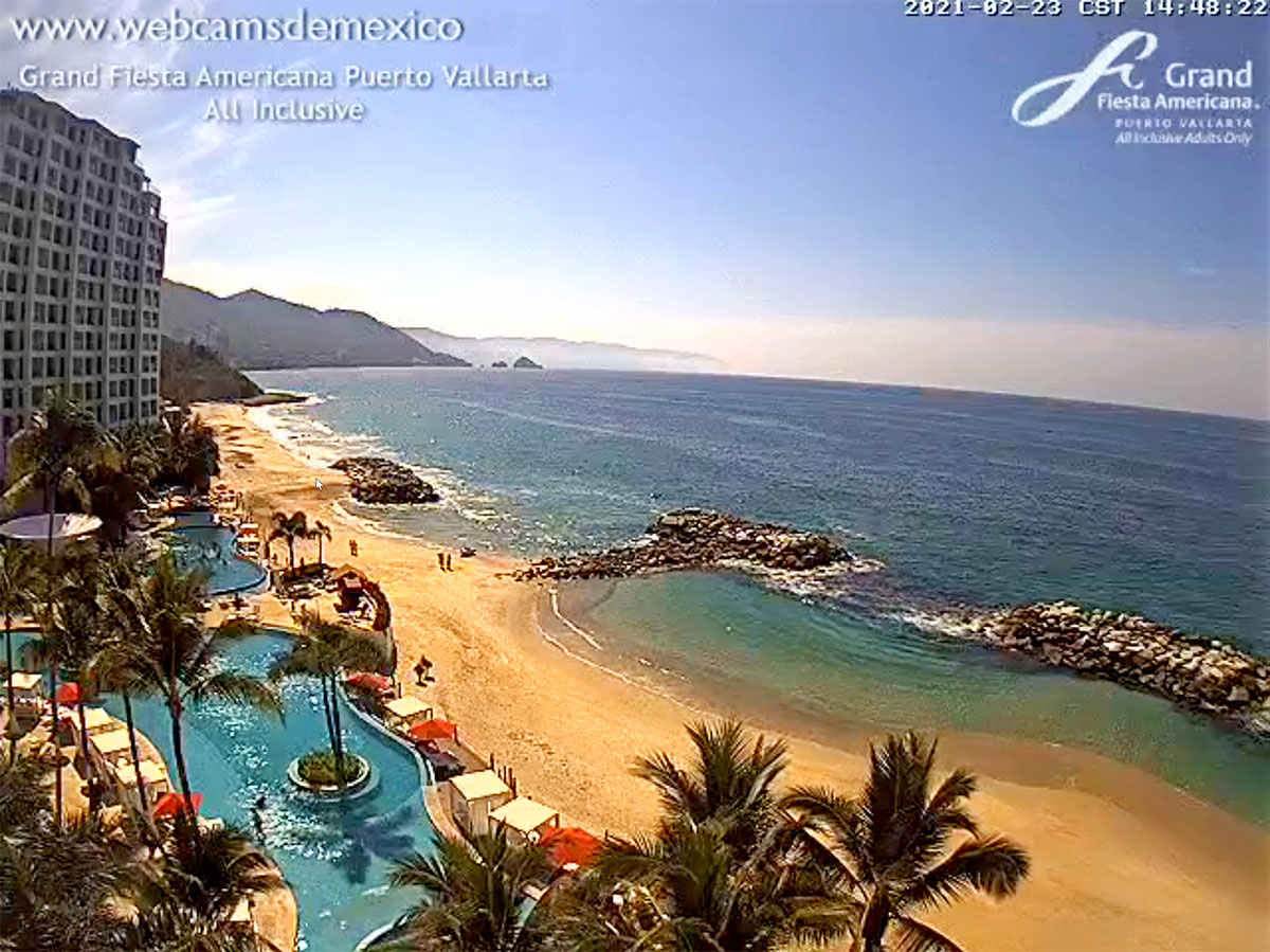 WebCam de Puerto Vallarta