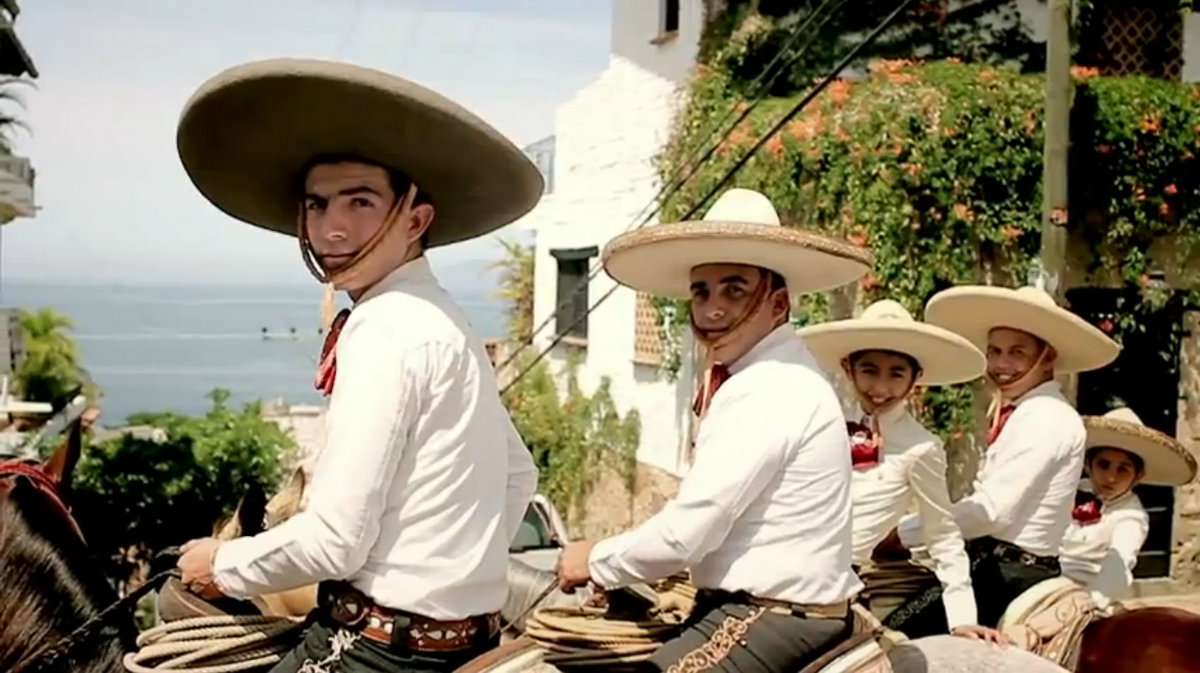 Charros in Vallarta