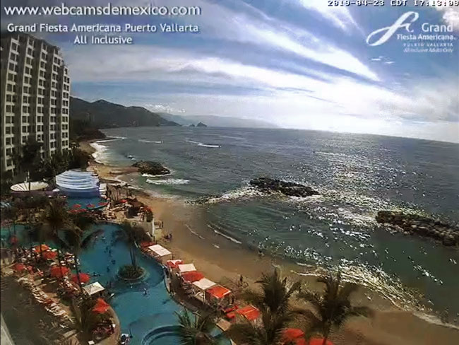 Grand Fiesta Americana, South Zone Puerto Vallarta