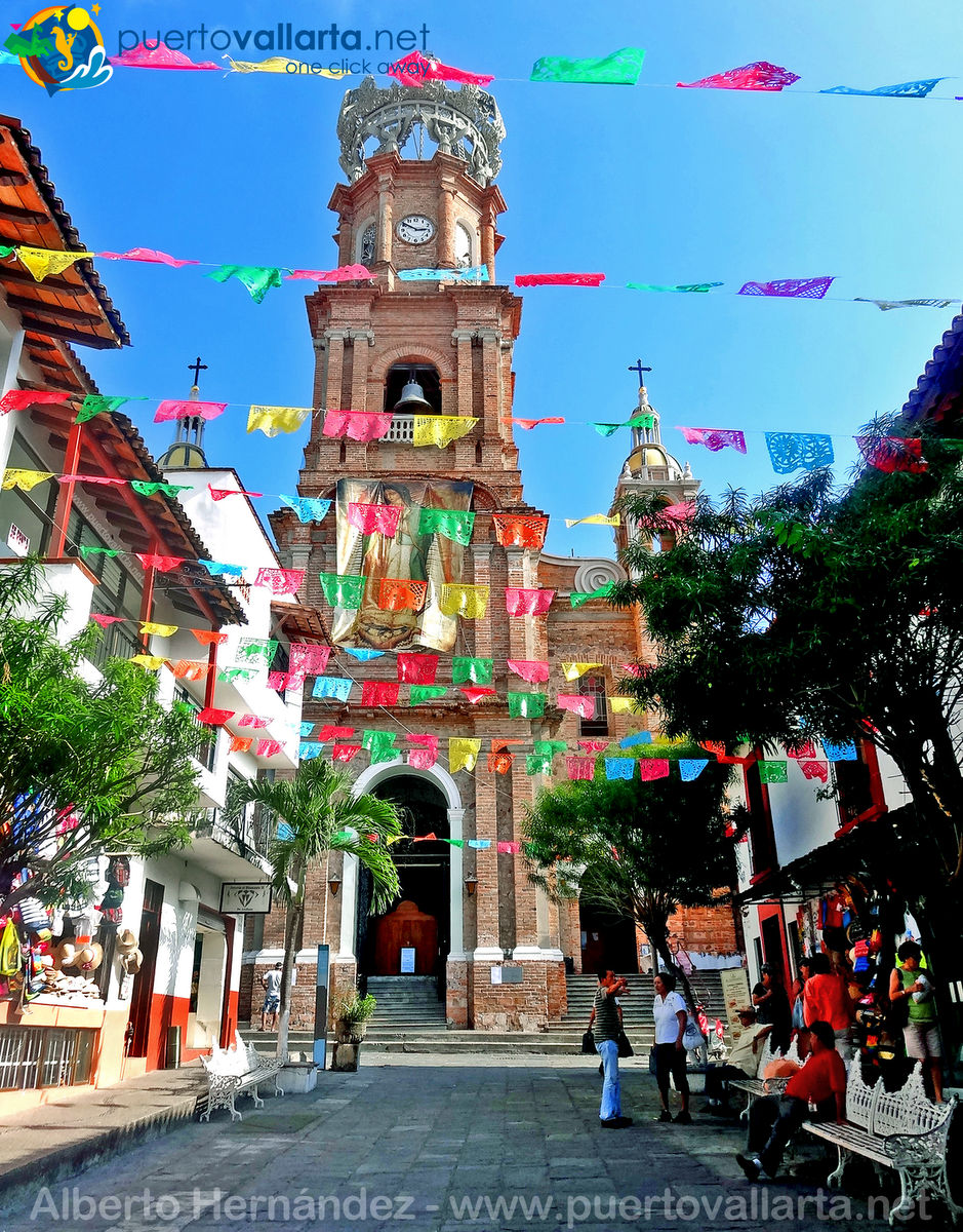 Parish of Our Lady of Guadalupe and Saint Joseph, Puerto Vallarta