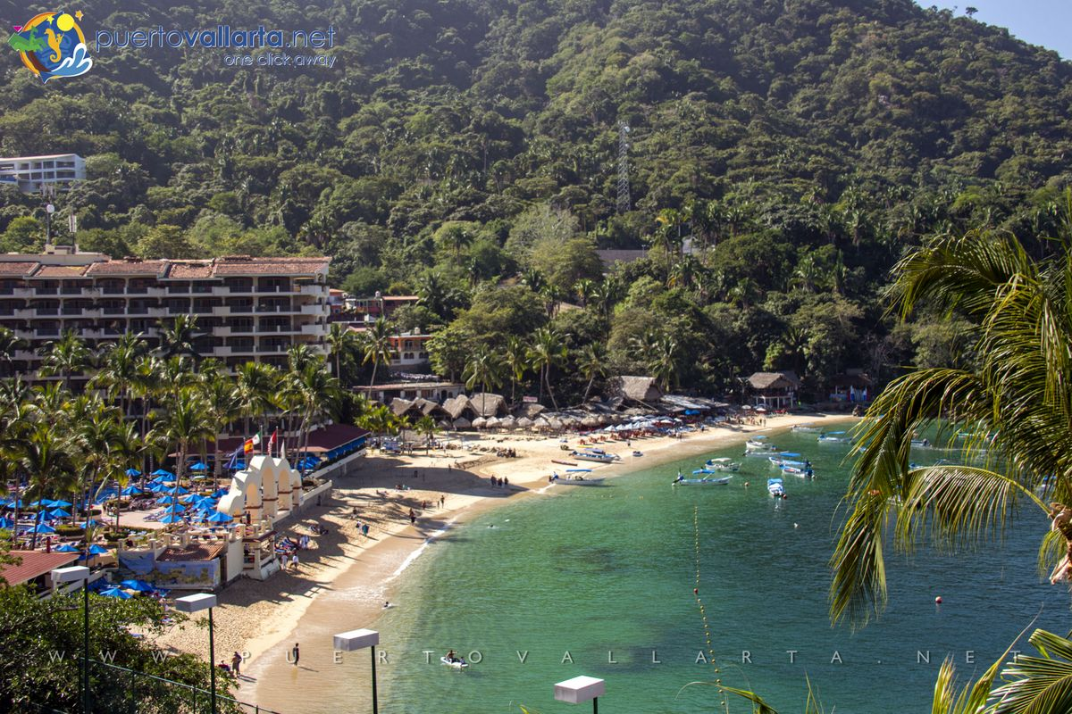 Mismaloya bay & beach