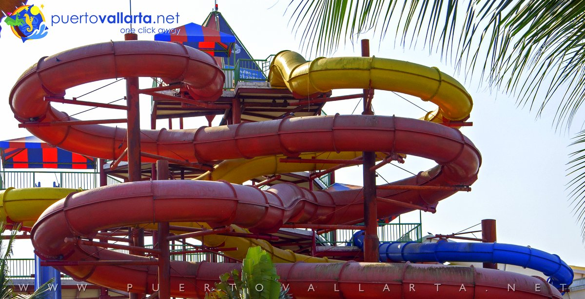 Waterpark in Vallarta