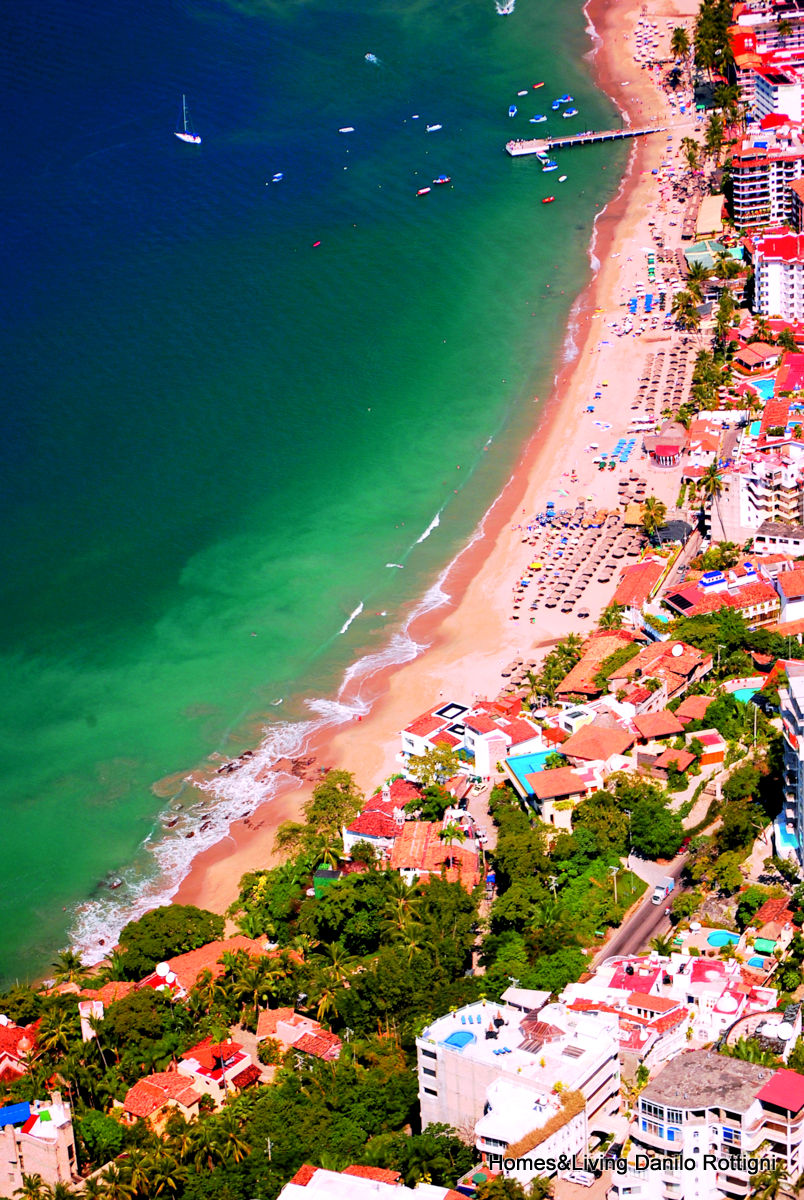 South side beaches in Vallarta