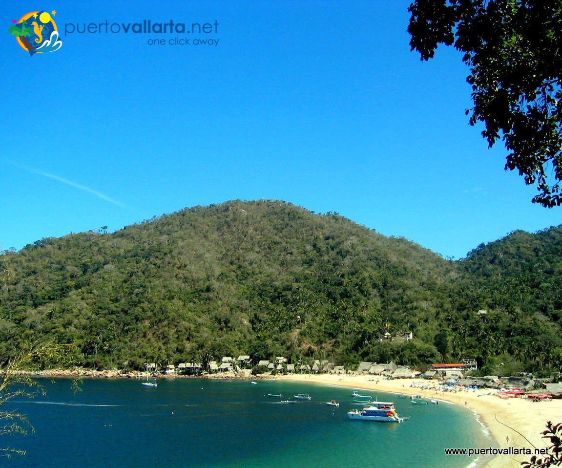 Yelapa from the hill