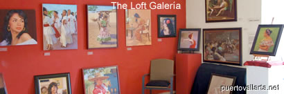 Art Galleries - The Loft Galeria