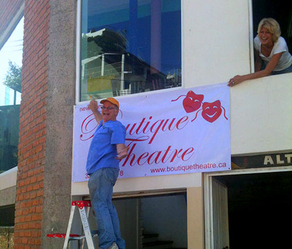 Boutique Theatre