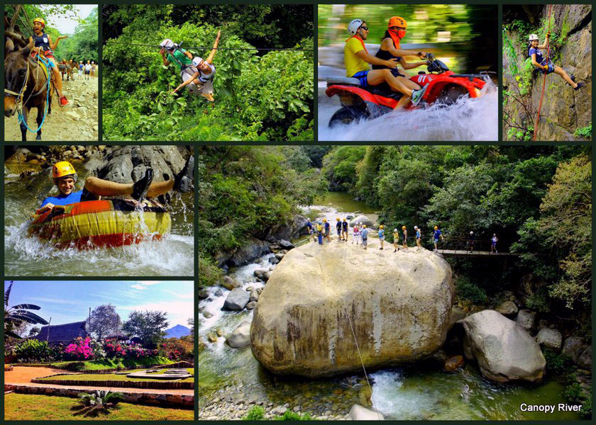 Canopy River Tours
