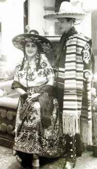 Charros in Mexico's Golden Era of Movies