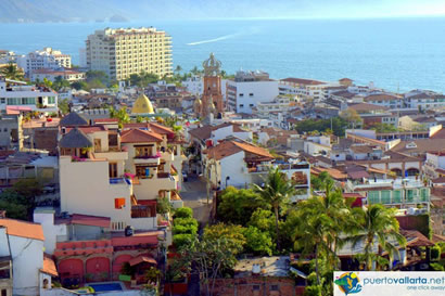 Downtown Puerto Vallarta 2012