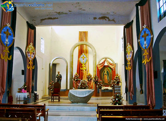 Saint Peter Apostol Parish Interior