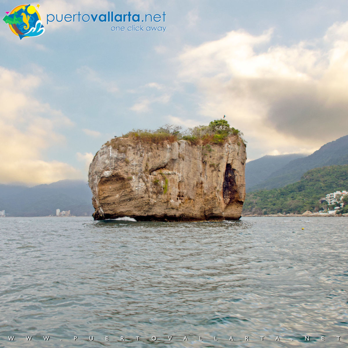 La Roca del Diablo (The Devil's Rock), The Mismaloya Arches, Puerto Vallarta