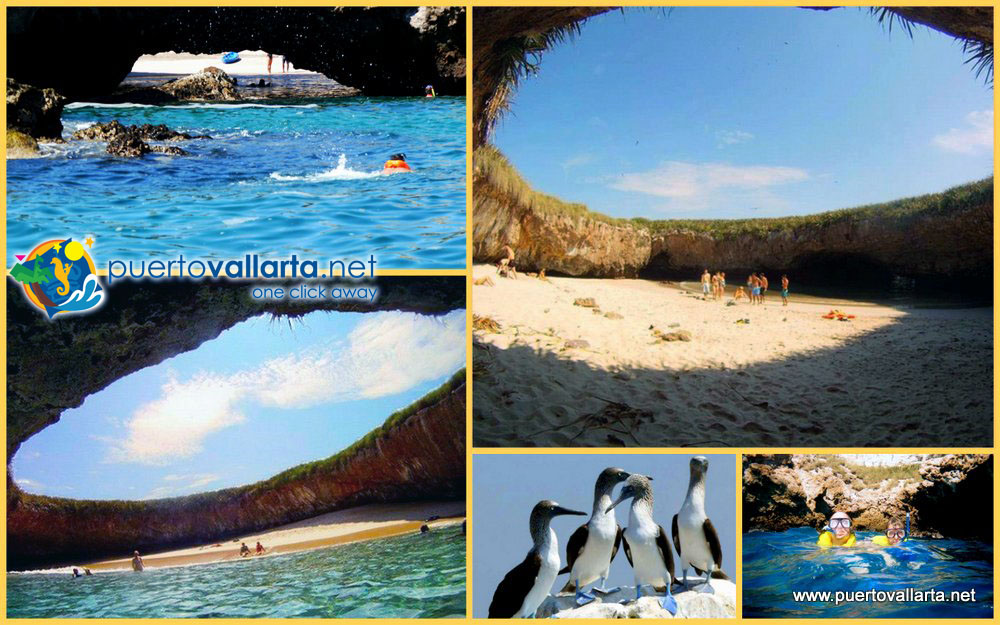 Islas Marietas (The Marietas Islands)