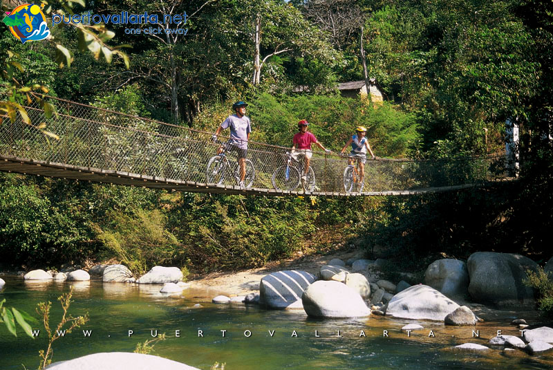 Mountain biking Puerto Vallarta