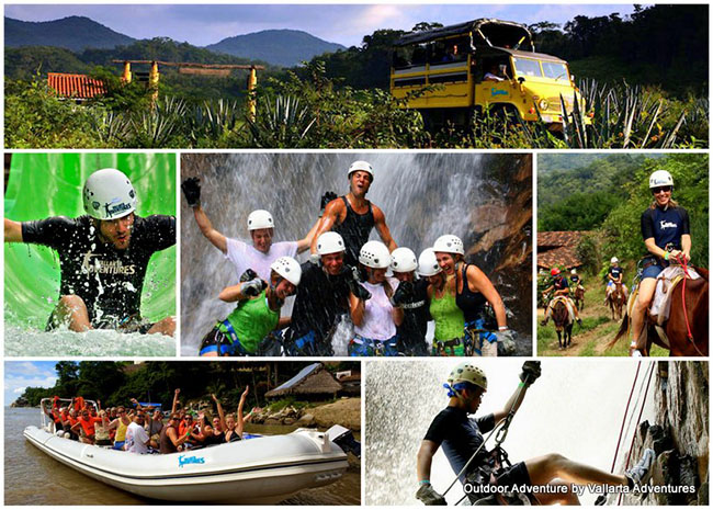 Outdoor Adventure de Vallarta Adventures