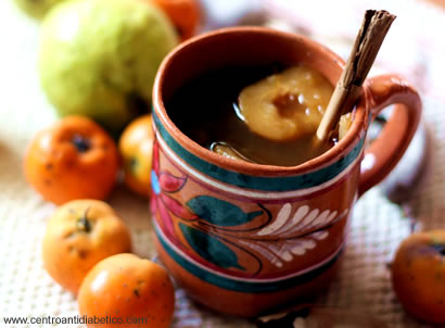 Mexican Christmas Punch