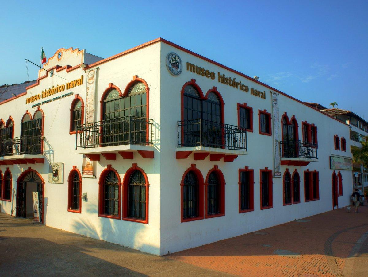 Naval Historical Museum Puerto Vallarta Centro