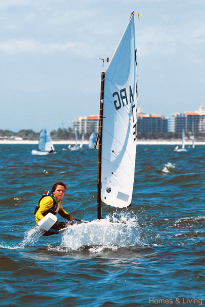 Sailing and other water activities in Vallarta are a must
