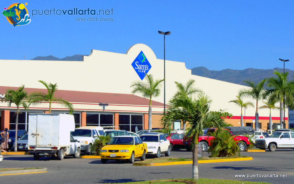 Sam's Club Puerto Vallarta