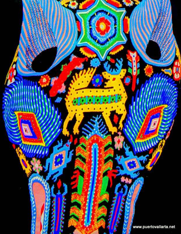 Huichol T-shirt designs