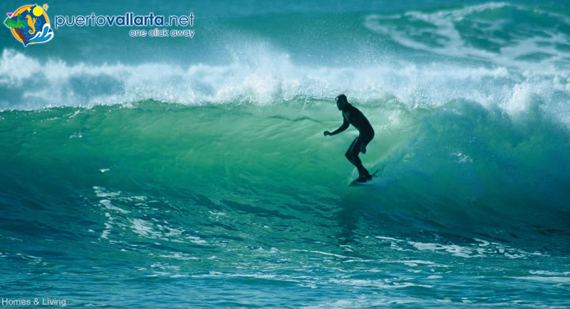Surf and water