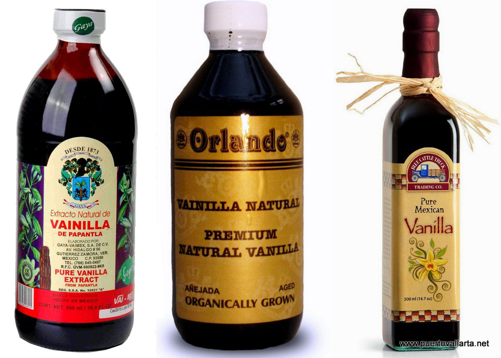 Mexican Vanilla Brands