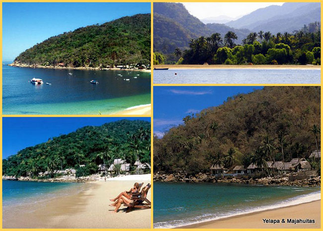 Yelapa & Majahuitas with Vallarta Adventures