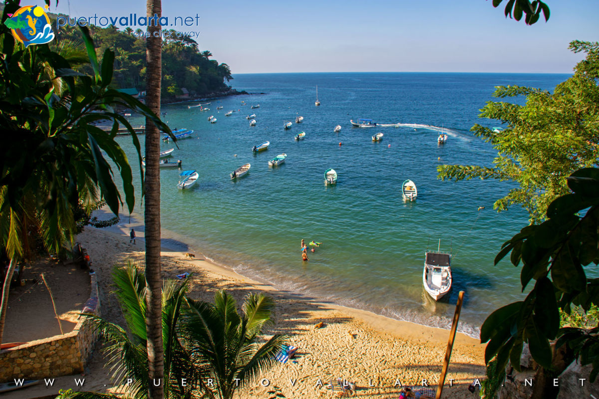 Isabel Beach by Yelapa town