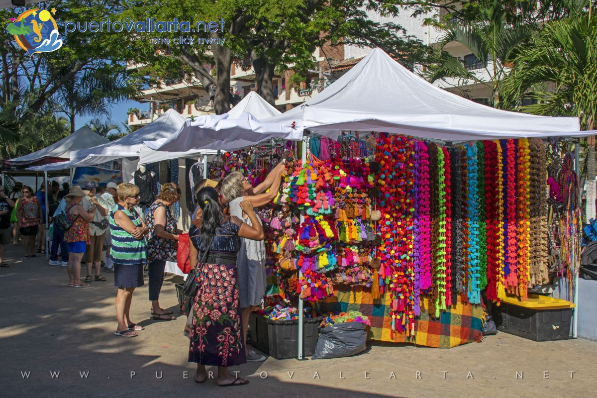 Old Town Farmers Market Romantic Zone Puerto Vallarta