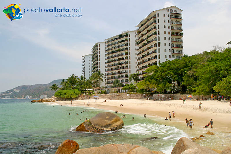 Las Gemelas Beach, South Zone, Puerto Vallarta