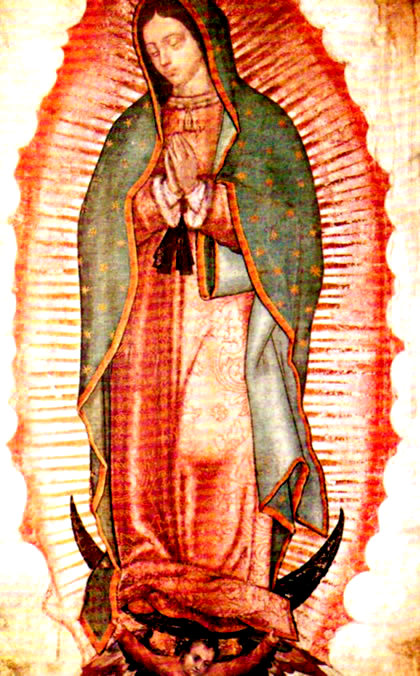 Virgin of Guadalupe