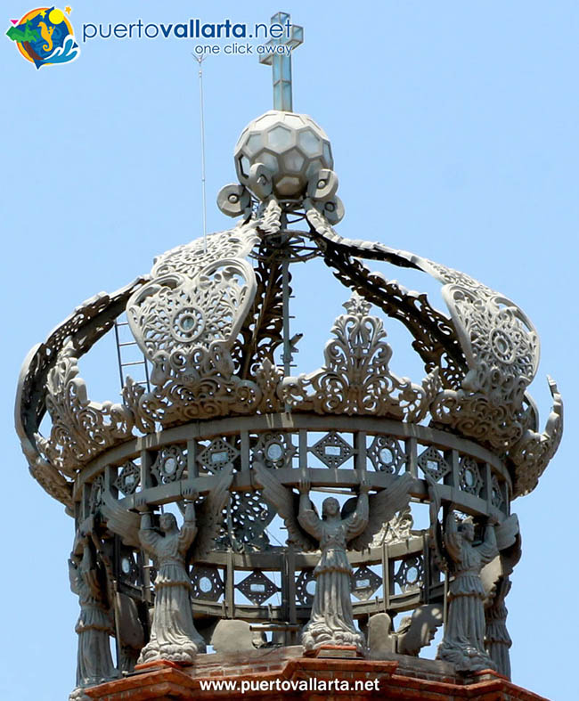 The Crown of Our Lady of Guadalupe Parish