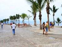 Brand New Malecon in Puerto Vallarta