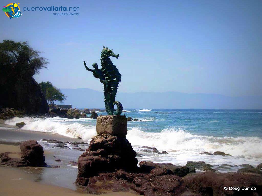 """""""El Niño sobre el Caballo de Mar"""" por Rafael Zamarripa Castañeda"""