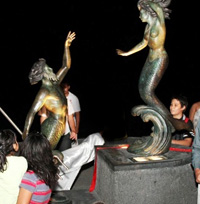 Unveiling art in Puerto Vallarta