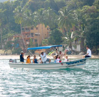 Yelapa, a quiet and beautiful place