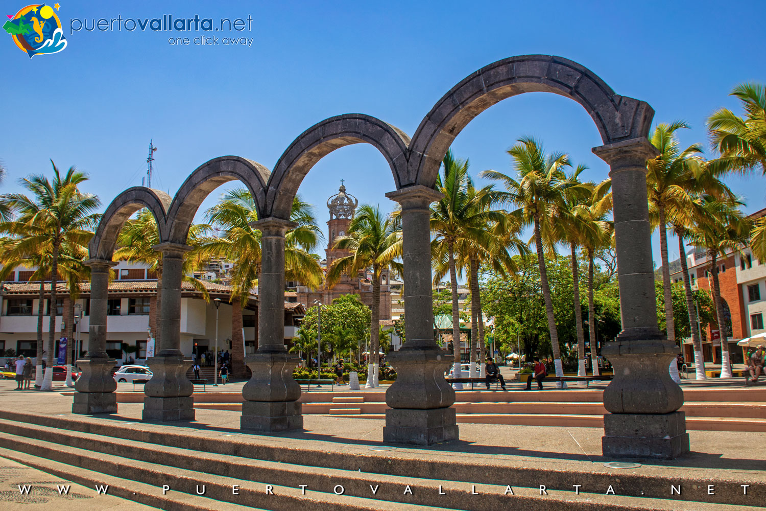 The Arches Malecon Puerto Vallarta