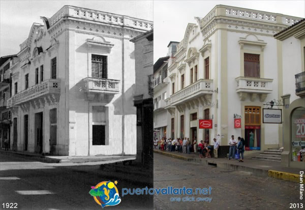 Salcedo theater 1950s vs 2013