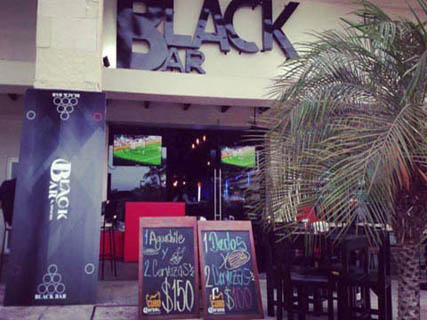 Black Bar Vallarta