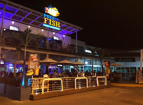 Puerto Fish Bar And Seafood