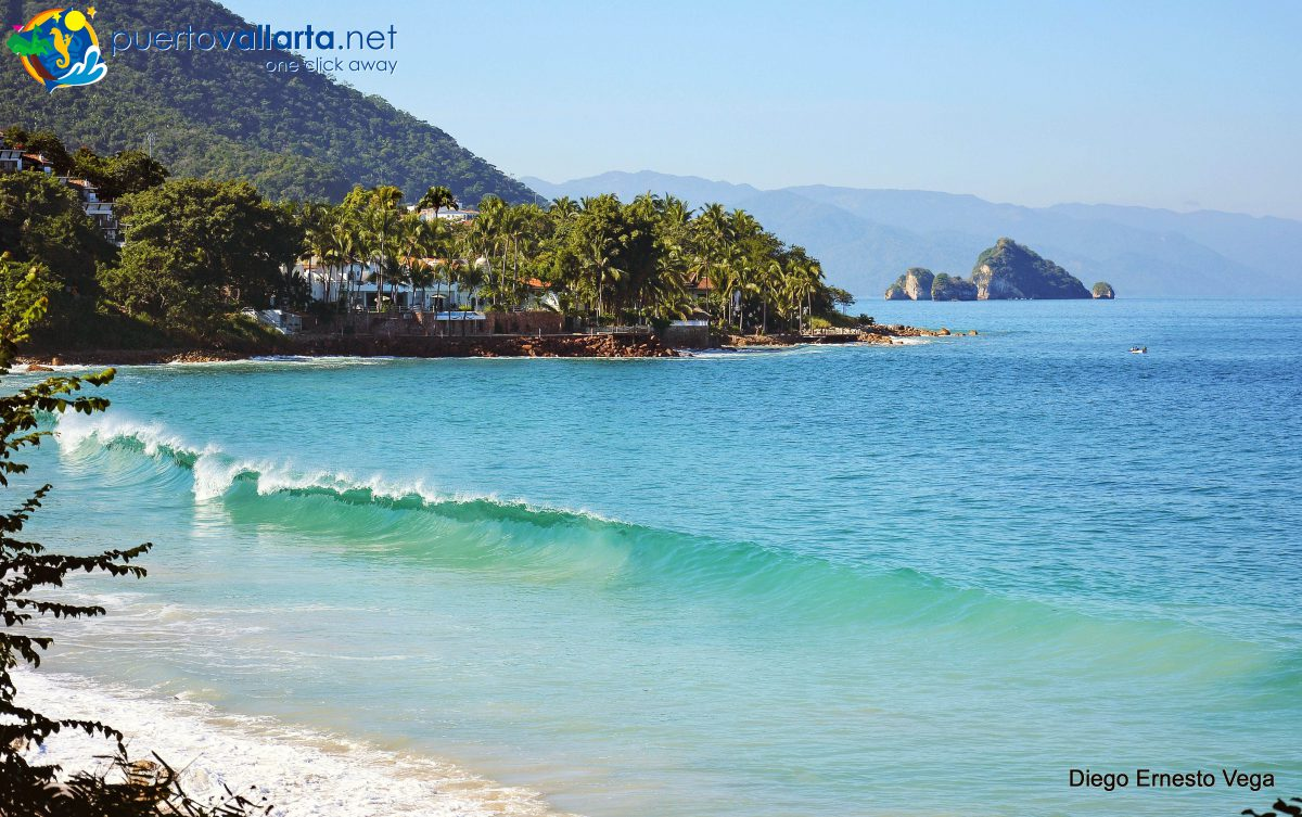 Palmares Beach, South Zone, Puerto Vallarta