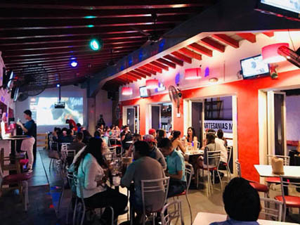 Vancouver Wings – Malecon
