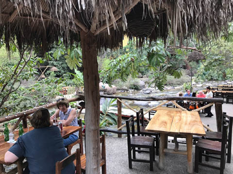 Cuale Paradise Restaurant and Bar
