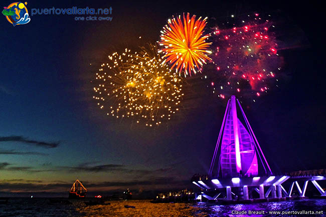 New Year in Puerto Vallarta