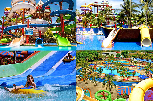 Aquaventuras Water Park in Nuevo Vallarta