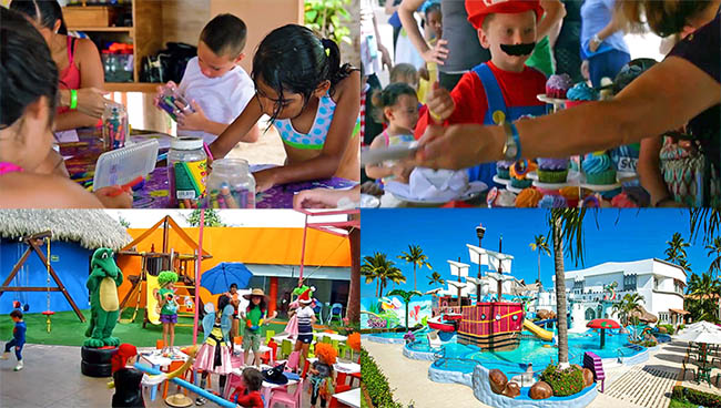 Kid's Clubs Puerto Vallarta