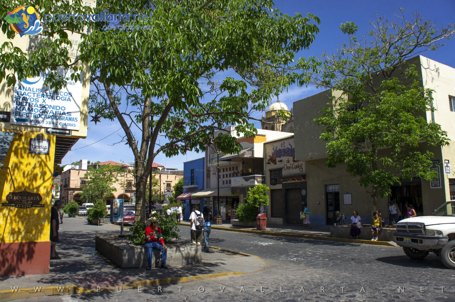 Streets of Tequila, Jalisco, Mexico