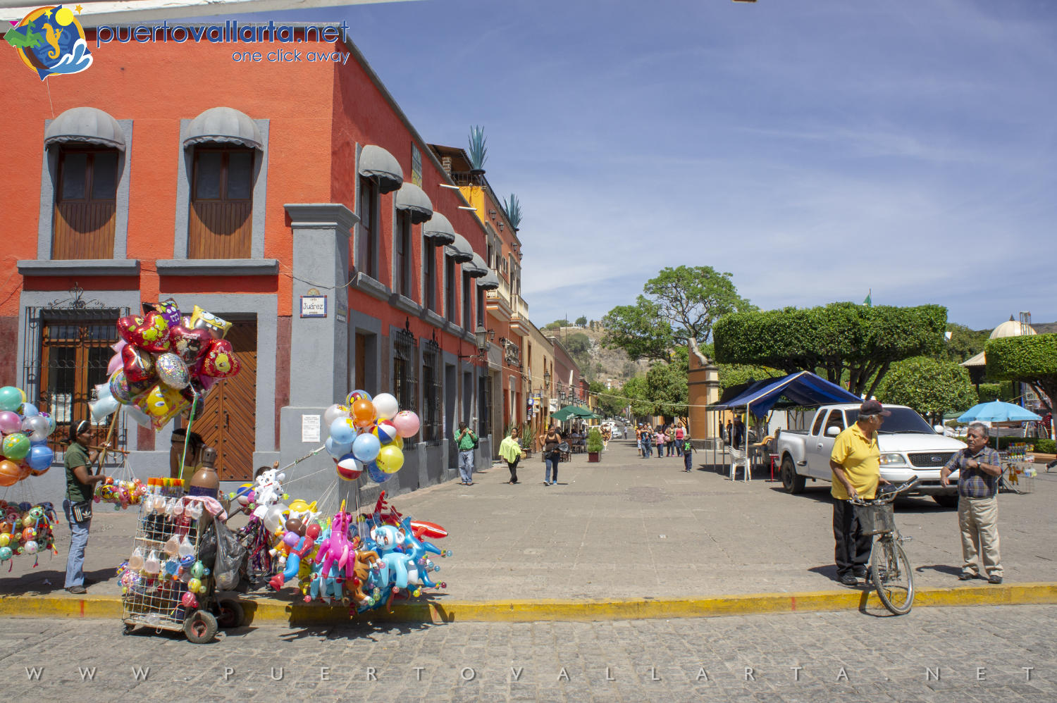 Tequila's Main Square